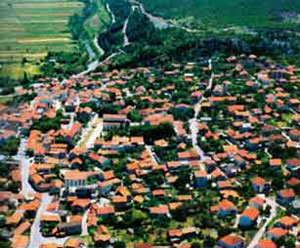 The town of Drniš
